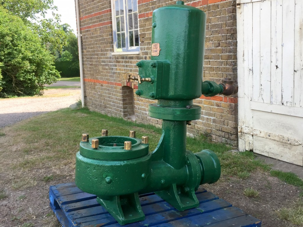 Blakes hydram hydraulic ram water pump preston services for Hydraulic pumps and motors for sale
