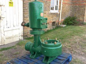 """BLAKES """"Hydram"""" Hydraulic Ram Water Pump"""