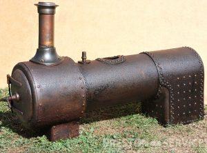 Miniature Boilers