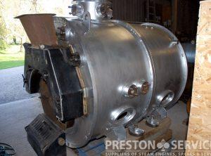 Steam Launch 'Scotch' Boiler