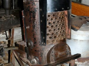 Cochran Pattern Vertical Steam Boiler