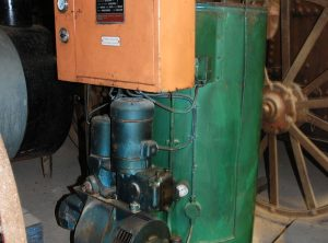 "CLARKSON ""VAPORAX"" Steam Boiler, Oil Firing"