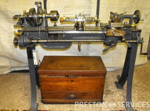 BRITANNIA Ornamental Turning Lathe