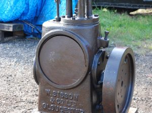 SISSONS 4 NHP Enclosed Generator Engine