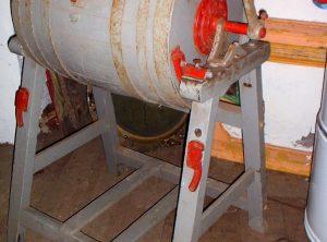 Ruston Amp Hornsby Clover Huller Threshing Machine Preston