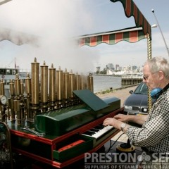 Steam Calliope Organ
