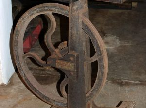 CANNING Treadle Operated Saw