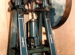 True Vertical Engine Cylinder 6″ x 8″