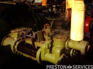 CARRUTHERS Salvage Type Duplex Pump