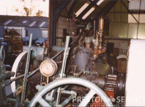 CASE 40 BHP Traction Engine
