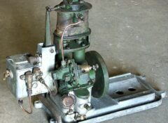 CLARKSON Steam Bus Generator Set Engine