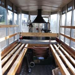 Half Size Replica CLARKSON Steam Omnibus