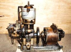 CLARKSON Steam Bus Generator Set