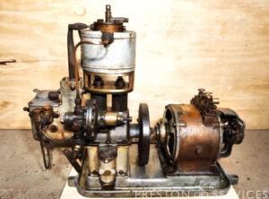 CLARKSON Steam Bus Generator Set