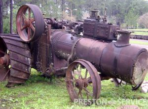 CLAYTON & SHUTTLEWORTH 10 NHP Traction Engine