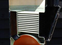 COCHRAN & Co. Miniature Cutaway Steam Boiler