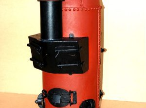 COCHRAN & Co. Miniature Steam Boiler