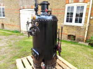COLTMAN Cross-Tube Boiler