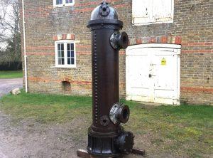 Steam Engine Condenser