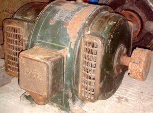CROMPTON PARKINSON 110 Volt D.C. Dynamo