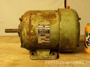 GRYPHON 110 Volt D.C. Dynamo
