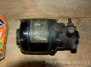 SMALL 110 Volt D.C. DYNAMO