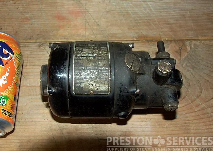 Small 110 Volt Electric Motors