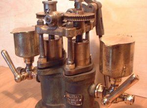 MOLLERUPS Tandem Cylinder Lubricator