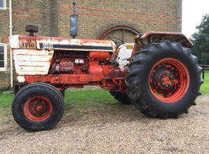 DAVID BROWN 1210 Tractor