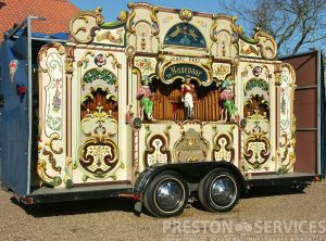 "CARL FREI ""De Hagenaar"" 90 Key Dutch Street Organ"