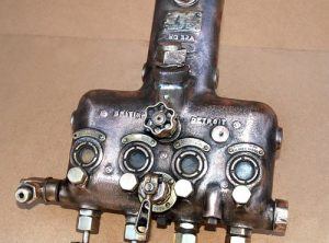 BRITISH DETROIT Four Feed Lubricator