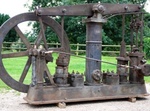 """DOCKTOR"" Beam Engine"