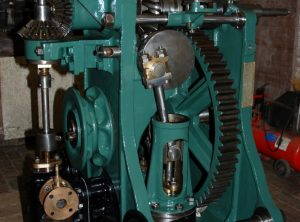 DONKIN Steam Ships Steering Engine