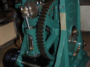 DONKIN Steam Ships Steering Engine