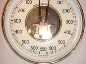 DUPLEX TEST GAUGE 7″ Open Face Type
