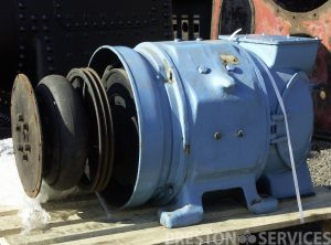 CONSTRUCTIONS ELECTRIQUES BELGIUM 115 Volt D.C. 24 KW Dynamo