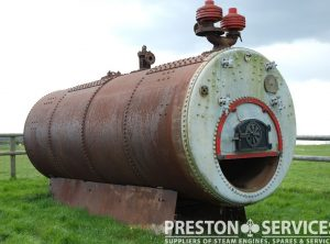 EASTON, ANDERSON & GOOLDEN Cornish Steam Boiler