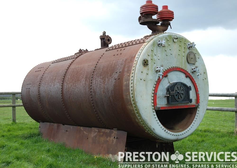 EASTON, ANDERSON & GOOLDEN Cornish Steam Boiler - PRESTON SERVICES