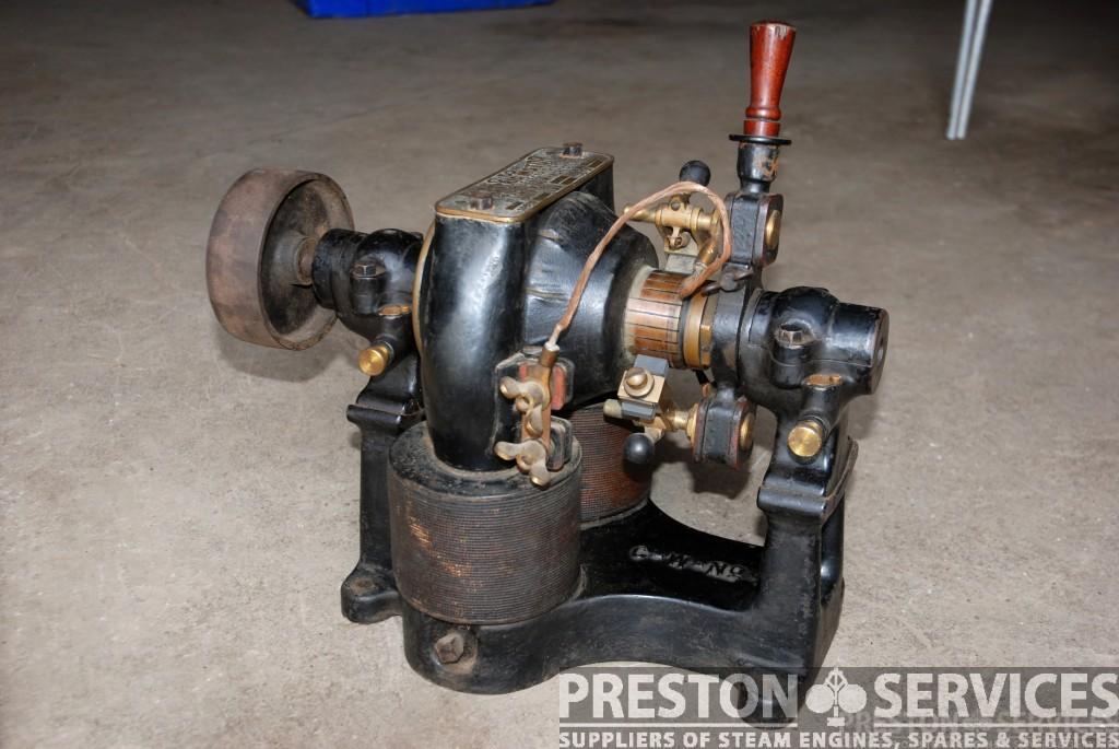 General Electric Company Vintage Motor Dynamo Preston