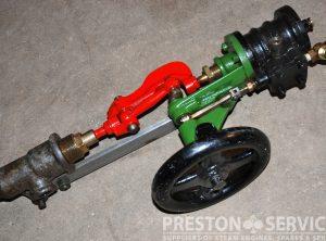 ELLIOTT & GAROOD Rotative Steam Pump