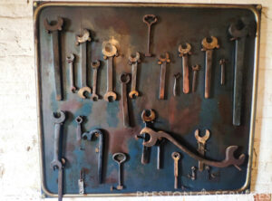 Engine House Spanner Board