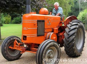 FIELD-MARSHALL 3A Tractor