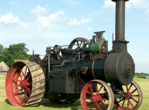 FOSTER 10 NHP Traction Engine