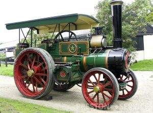 FOSTER 7 NHP 'Estate' Traction Engine
