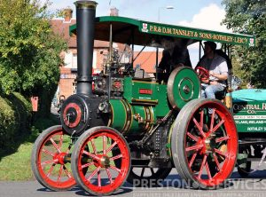 FOSTER 3 Ton Steam Tractor