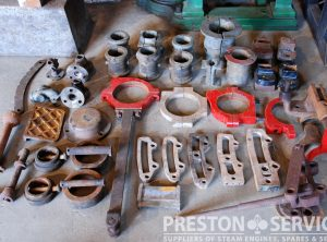 FOWLER & MARSHALL Assorted TE Parts