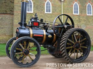FOWLER 7 NHP Traction Engine
