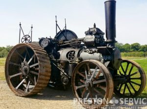 FOWLER Special Sprung (Showmans) Road Locomotive