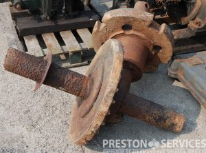 FOWLER Traction Engine Parts