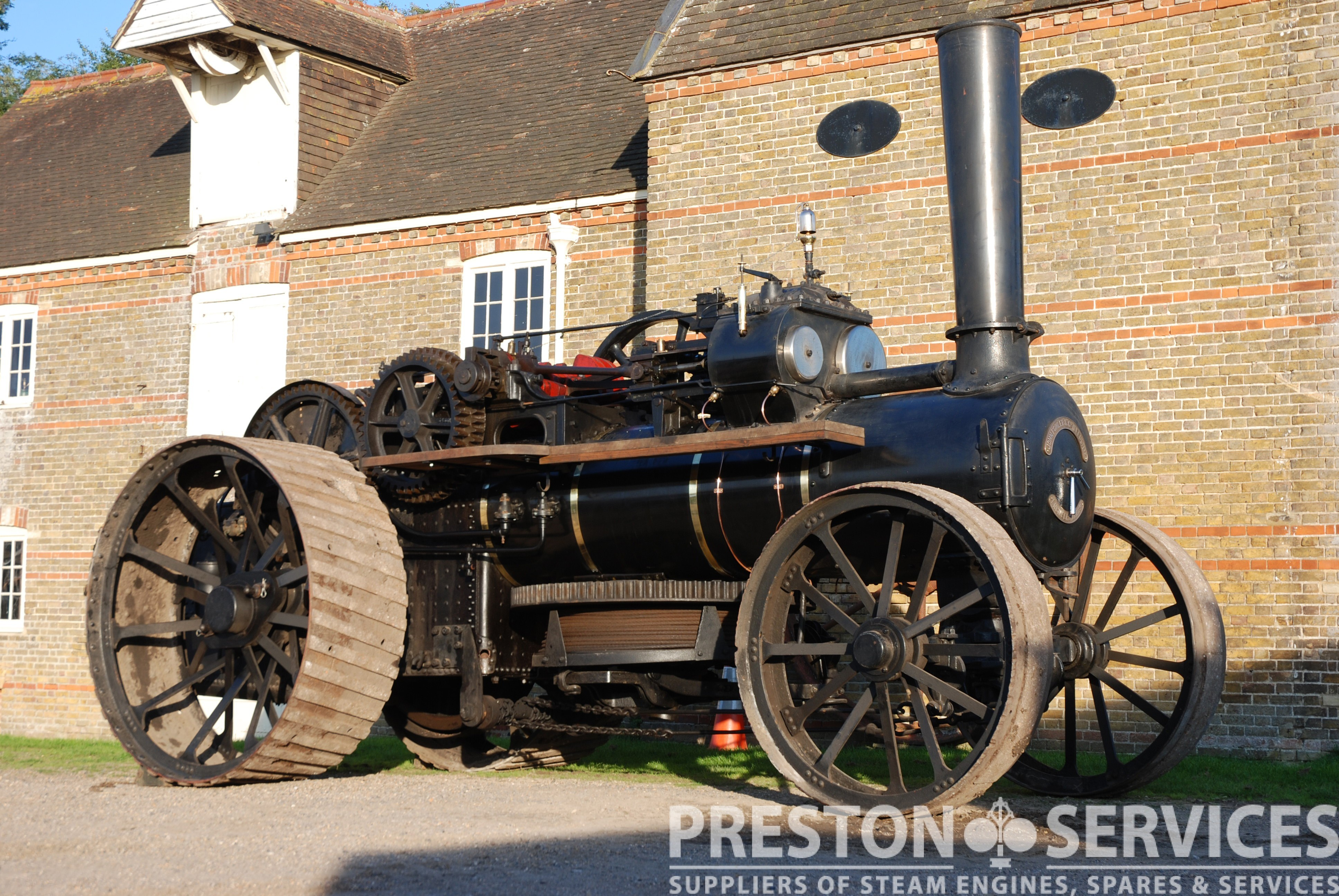 Steam Traction Engines For Sale In Usa Autos Post